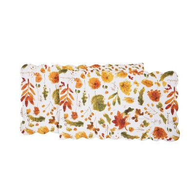 """C&F Home 14"""" x 70"""" Watercolor Sketches Table Runner - Large"""