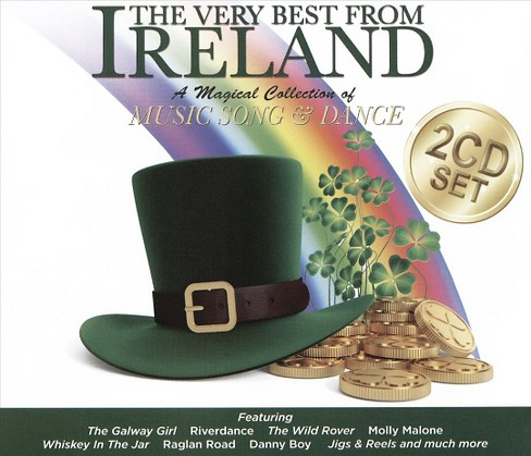 Various - Very best from ireland (CD) - image 1 of 1