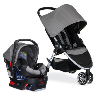 Britax® B-Agile & B-Safe 35 Travel System - Steel