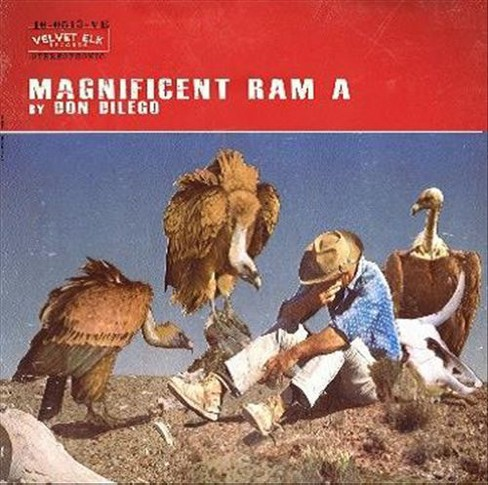 Don dilego - Magnificent ram a (CD) - image 1 of 1