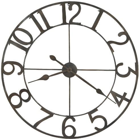 Howard Miller 625674 Felipe Wall Clock Wall Clock