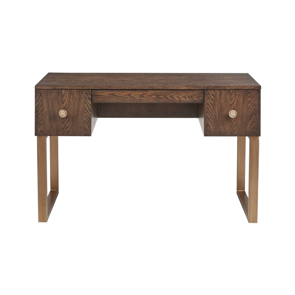 Jerry Writing Desk Dark Wood was $469.99 now $328.99 (30.0% off)