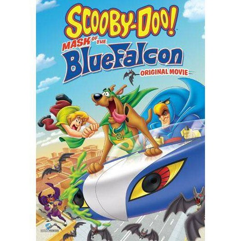 Scooby-Doo!: Mask of the Blue Falcon (DVD) - image 1 of 1