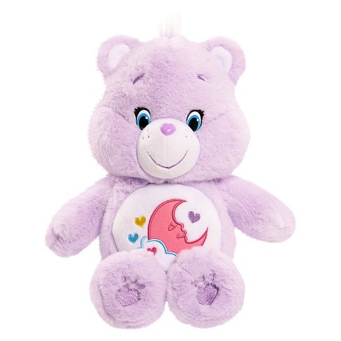 Care Bears Classic Plush - Light Purple - image 1 of 1