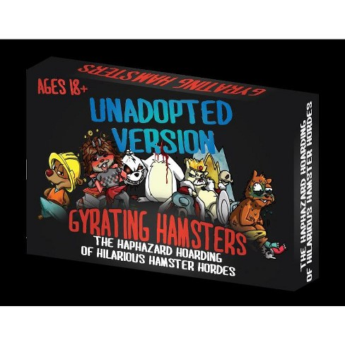 Gyrating Hamsters (Unadopted Edition) Board Game - image 1 of 1