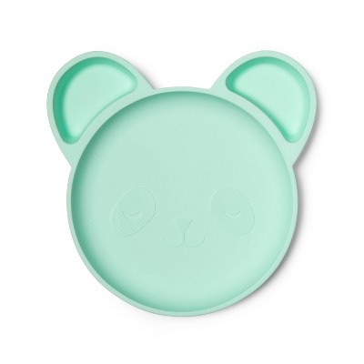 Silicone Panda Shaped Plate - Cloud Island™