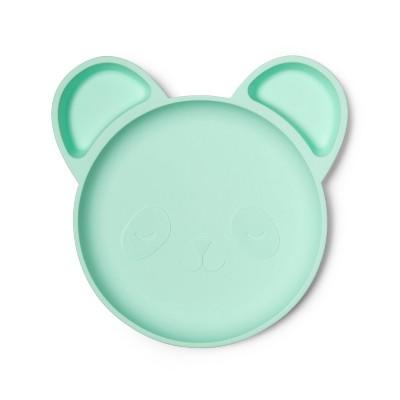 Silicone Panda Shaped Plate - Cloud Island™