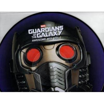 Various Artists - Guardians Of The Galaxy: Awesome Mix Vol. 1 (LP)(Picture Disc) (Vinyl)