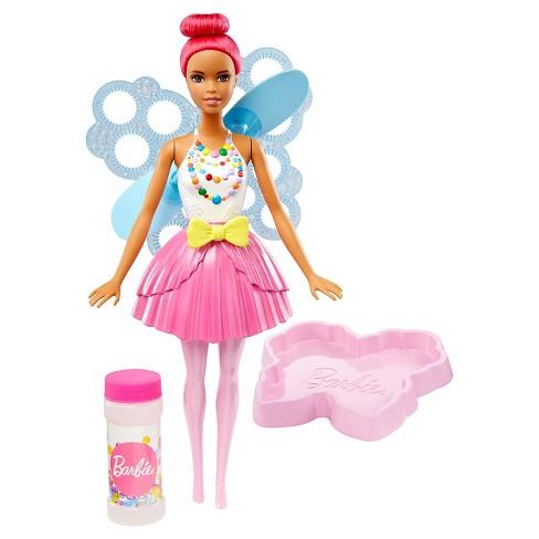 Barbie Dreamtopia Bubbletastic Fairy Doll - African-American - image 1 of 4
