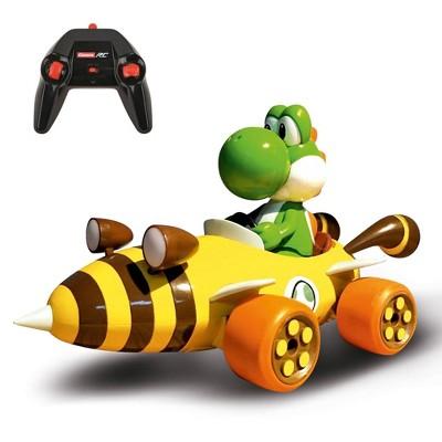 Carrera RC Mario Kart - Bumble vs Yoshi