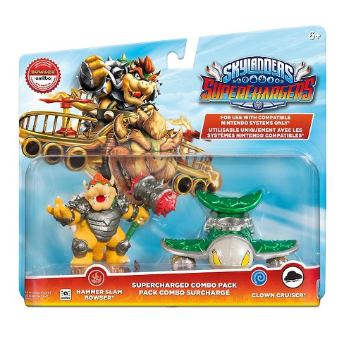 Skylanders SuperChargers SuperCharged Combo Pack - Bowser + Clown Cruiser - image 1 of 8