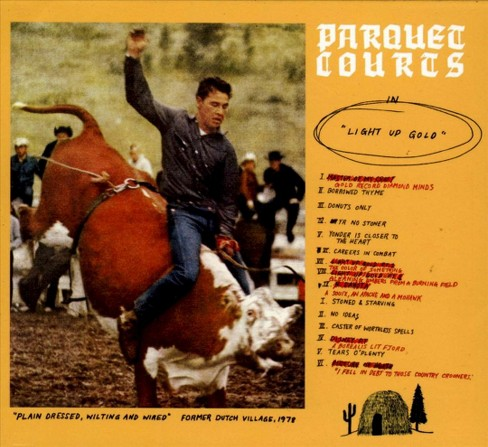 Parquet courts - Light up gold (CD) - image 1 of 1