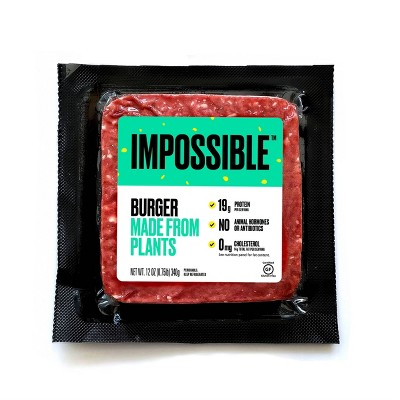 Impossible Burger Ground - 12oz