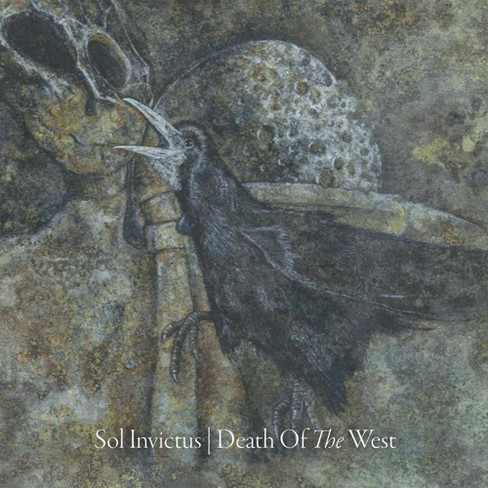 Sol Invictus - Death Of The West (CD) - image 1 of 1