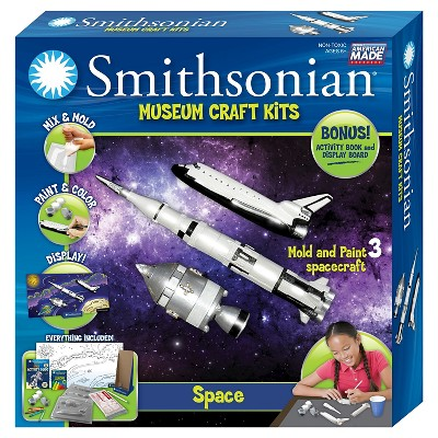 Smithsonian Museum Craft Kit - Space