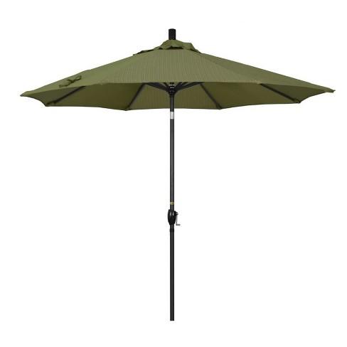 9' Patio Umbrella in Terrace Fern - California Umbrella - image 1 of 2