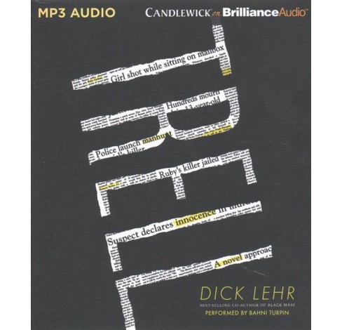 Trell (MP3-CD) (Dick Lehr) - image 1 of 1