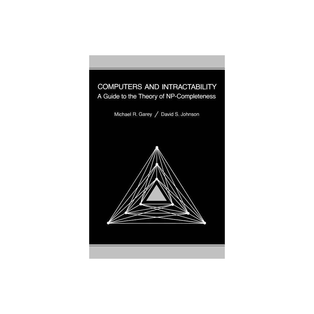 Computers and Intractability - (Series of Books in the Mathematical Sciences) (Paperback)