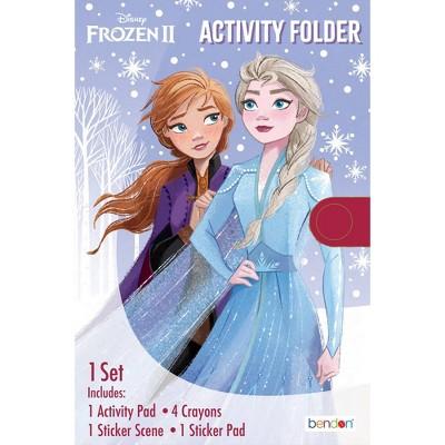 Frozen 2 Activity Folio