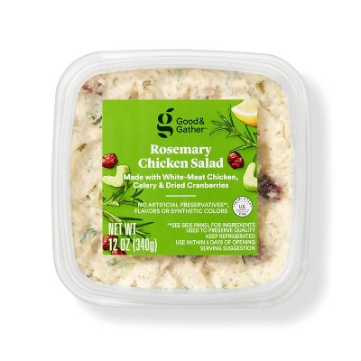 Rosemary Chicken Salad - 12oz - Good & Gather™