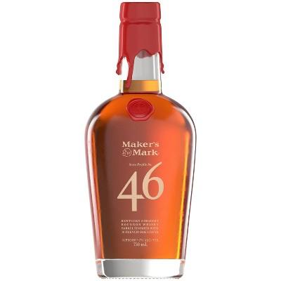 Maker's Mark 46 Bourbon Whisky - 750ml Bottle