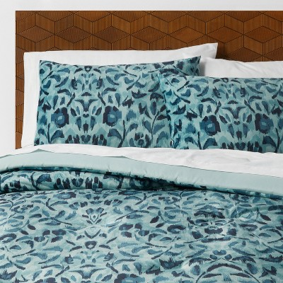 Bali Painterly Floral  Comforter Set with Sheets - Opalhouse™