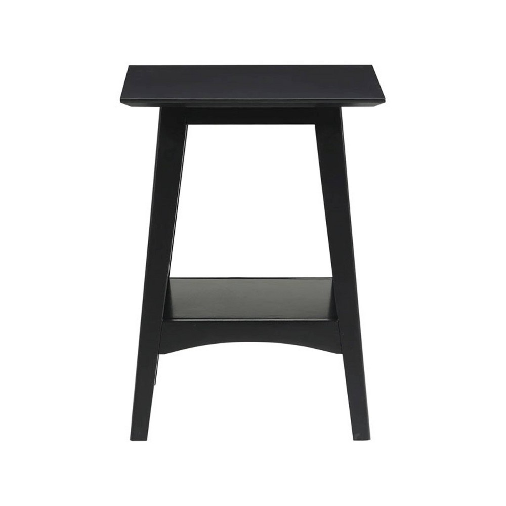 Alpine End Table Black - Johar Furniture Alpine End Table Black - Johar Furniture
