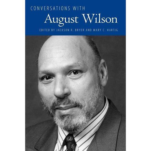 Conversations with August Wilson - (Literary Conversations) by  Jackson R Bryer & Mary C Hartig - image 1 of 1