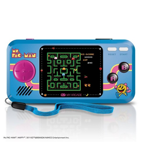 My Arcade Ms.Pac-Man Pocket Player Portable Gaming System - image 1 of 3