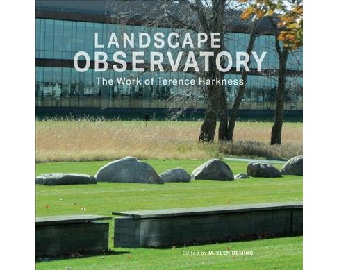 Landscape Observatory : The Work of Terence Harkness (Paperback) - image 1 of 1
