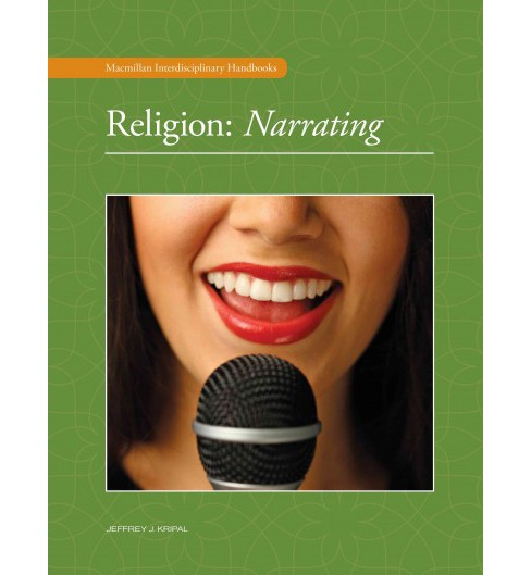 Religion : Narrating Religion (Hardcover) - image 1 of 1