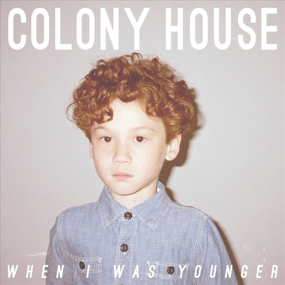 Colony house - When i was younger (Vinyl)