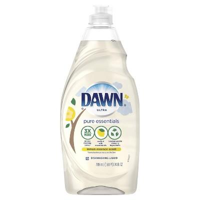 Dish Soap: Dawn Pure Essentials