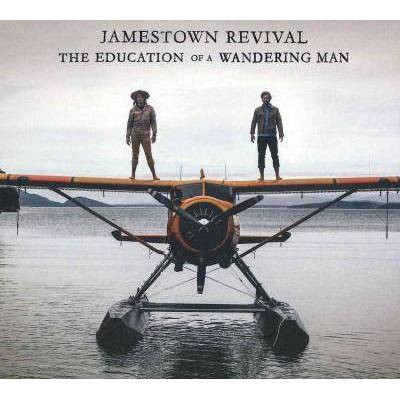 Jamestown Revival - The Education Of A Wandering Man (CD)