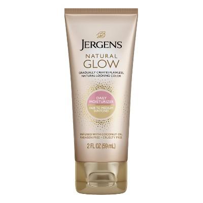 Jergens Natural Glow Daily Moisturizer  - Fair/Medium - 2oz
