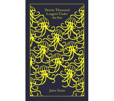 Twenty Thousand Leagues Under the Sea -  (Penguin Classics) by Jules Verne (Hardcover) - image 1 of 1