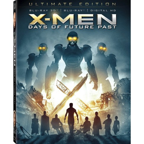 X-Men: Days of Future Past [Includes Digital Copy] [3D/2D] [Blu-ray] - image 1 of 1