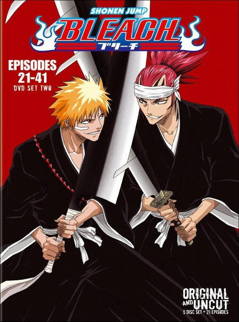 Bleach uncut:Box set 2 (DVD) - image 1 of 1