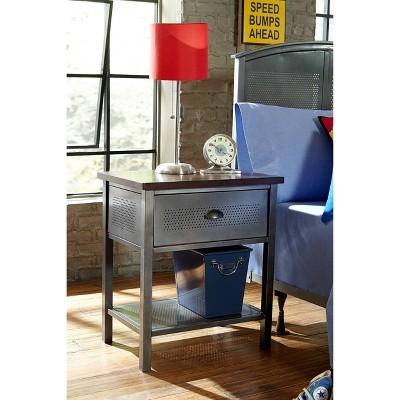 Kids' Urban Quarters Nightstand Black - Hillsdale Furniture