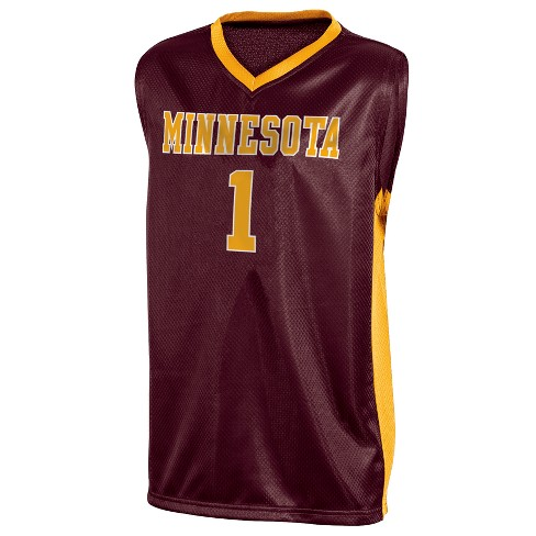 on sale ff397 de0e3 Minnesota Golden Gophers Boys' Basketball Jersey S