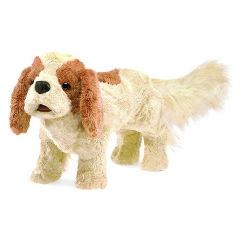 Folkmanis Cavalier King Charles Spaniel - image 1 of 1