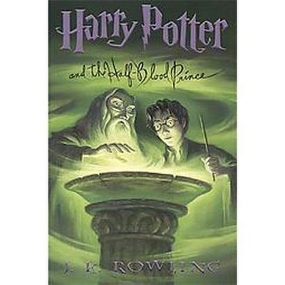 Harry Potter and the Half-blood Prince ( Harry Potter) (Hardcover) by J. K. Rowling