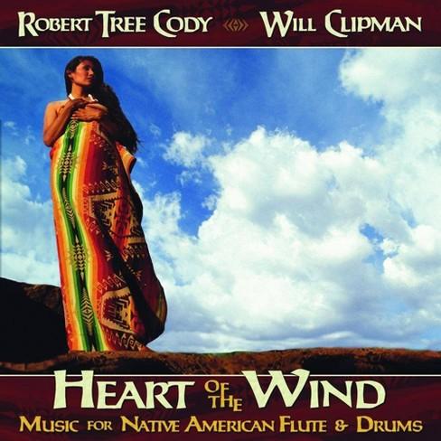 Robert Tree Cody - Heart Of The Wind * (CD) - image 1 of 1