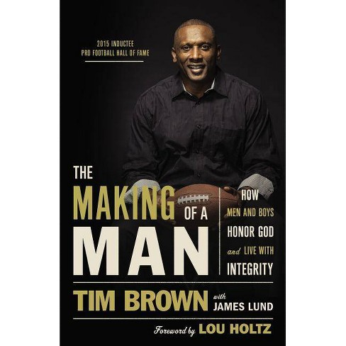 The Making of a Man - by  Tim Brown (Paperback) - image 1 of 1