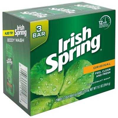 irish spring deodorant