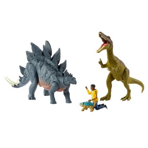 Jurassic World: Camp Cretaceous  Camp Adventure Set - image 1 of 4
