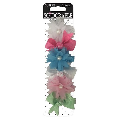So Dorable Hair Accessories Set