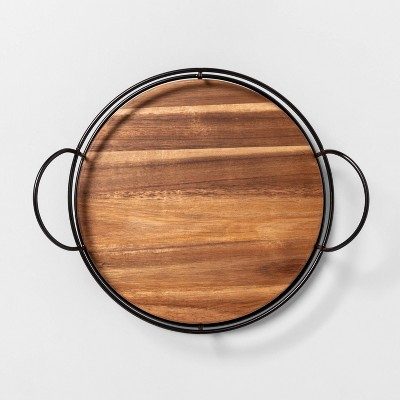 "10"" Lazy Susan - Hearth & Hand™ with Magnolia"