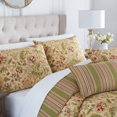 Imperial Dress Quilt Set - Waverly
