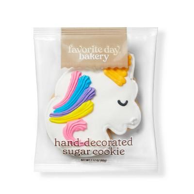 Unicorn Sugar Cookie - 2.12oz - Favorite Day™